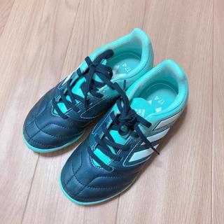 アディダス(adidas)のアディダス サッカーシューズ 19センチ(シューズ)