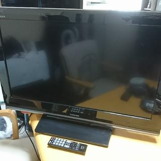トウシバ(東芝)の東芝 REGZA 32A8000 美品(テレビ)