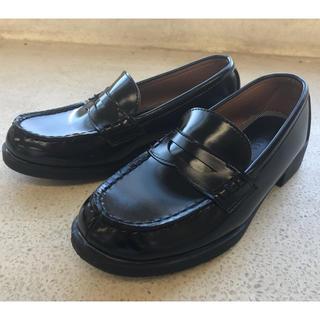 シマムラ(しまむら)のロファー(ローファー/革靴)