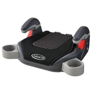 GRACO (グレコ) ジュニアシート(収納式カップホルダー付き) /(自動車用チャイルドシートカバー)