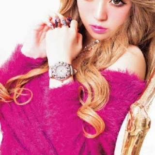 ダチュラ(DaTuRa)のシャギーカシュクールニット ♡ 完売ピンク ♡ さくりな着用 ♡ DaTuRa(ニット/セーター)