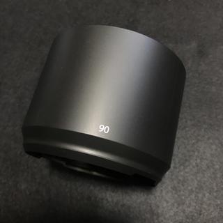 フジフイルム(富士フイルム)のFUJIFILM XF90 2 用 純正フード(レンズ(単焦点))