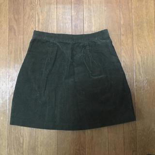 ザラ(ZARA)のZara Basic 台形スカート(ミニスカート)