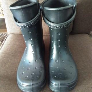 クロックス(crocs)のクロックス レインシューズ メンズ(長靴/レインシューズ)