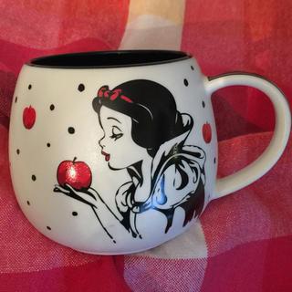 ディズニー(Disney)のディズニー  白雪姫  マグカップ(キャラクターグッズ)