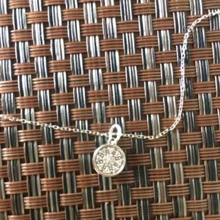 ジュエリーツツミ(JEWELRY TSUTSUMI)のツツミK10 ネックレス ダイヤモンド(ネックレス)