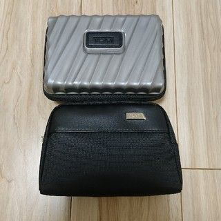 トゥミ(TUMI)のデルタ航空 ビジネス アメニティ(旅行用品)