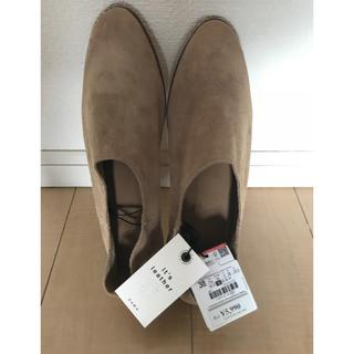 ザラ(ZARA)のレザーシューズ(ローファー/革靴)