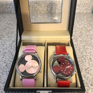 ディズニー(Disney)の☆☆ ディズニー 腕時計 ☆☆ × 4種 送料無料(腕時計)
