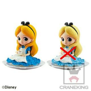 ディズニー(Disney)のアリス Q posket SUGIRLY Disney Characters(SF/ファンタジー/ホラー)