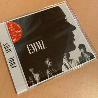 ニュース(NEWS)の  NEWS CD(アイドルグッズ)