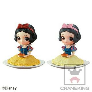 Disney - 【アウトレット】白雪姫 全2種セット Q posket SUGIRLY