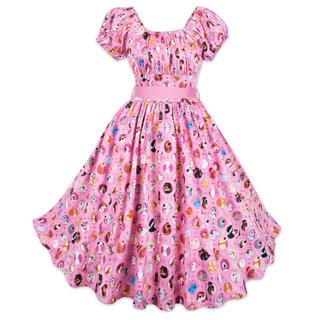 ディズニー(Disney)のディズニー ドッグ ドレス(ひざ丈ワンピース)