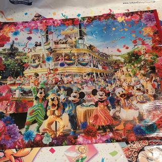 ディズニー(Disney)のディズニー イマジニングザマジック ショッピングバッグ(ショップ袋)