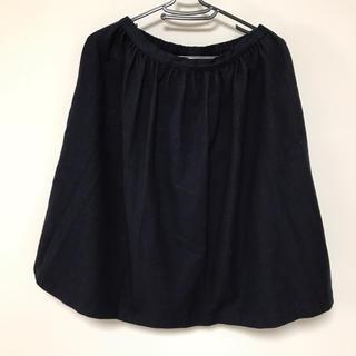 ドアーズ(DOORS / URBAN RESEARCH)のウールスカート☆アーバンリサーチドアーズ(ひざ丈スカート)
