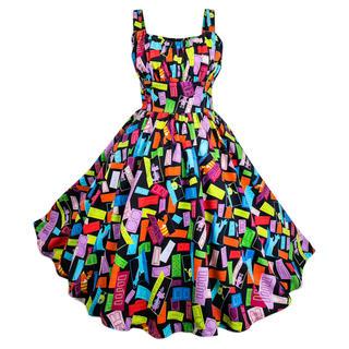 ディズニー(Disney)のモンスターズインク ドレス(ロングワンピース/マキシワンピース)
