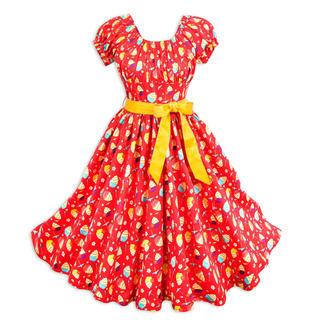 ディズニー(Disney)のディズニー ドレス(ひざ丈ワンピース)