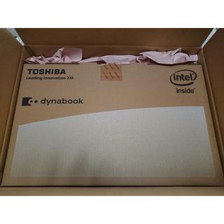 トウシバ(東芝)の新品 東芝 dynabook R82 P PR82PBUDC47AD31(ノートPC)