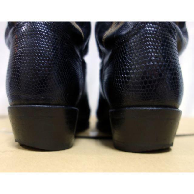 Tony Lama(トニーラマ)のtony lama メンズ リザード・ウエスタンブーツ 7-1/2 D メンズの靴/シューズ(ブーツ)の商品写真