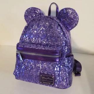 ディズニー(Disney)のウルトラ バイオレット カチューシャ(リュック/バックパック)