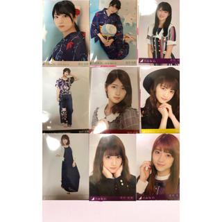 ノギザカフォーティーシックス(乃木坂46)の若月佑美 生写真(アイドルグッズ)