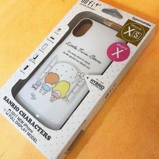 サンリオ(サンリオ)のIIIIfi+ iPhoneXs / X 兼用 キキララスマホケース(iPhoneケース)