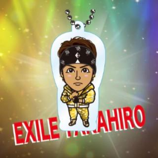 エグザイル トライブ(EXILE TRIBE)のTAKAHIRO ❤️ クリアチャーム (24karats GS ver.)(男性タレント)