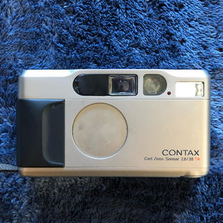 キョウセラ(京セラ)のContax t2(フィルムカメラ)