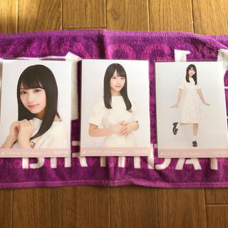 ノギザカフォーティーシックス(乃木坂46)の与田祐希 生写真 コンプ(アイドルグッズ)