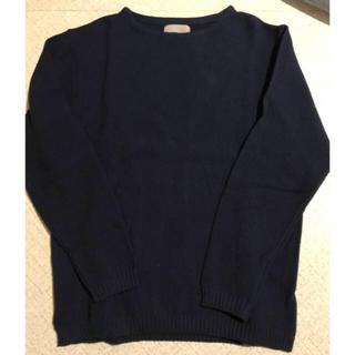 ステュディオス(STUDIOUS)の【新品】ニット・セーター VALLIS(ニット/セーター)