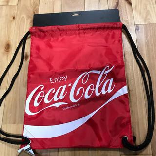 コカコーラ(コカ・コーラ)のコカコーラ リュック(ノベルティグッズ)