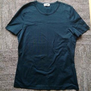 ジルサンダー(Jil Sander)のJIL SANDER Tシャツ レディース 黒(Tシャツ(半袖/袖なし))