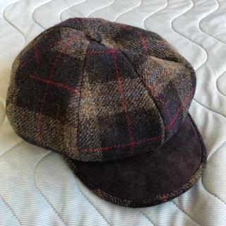 カシラ(CA4LA)のキャスケット 帽子 キャップ(キャスケット)