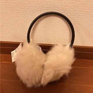 ユニクロ(UNIQLO)の耳あて(イヤーマフ)