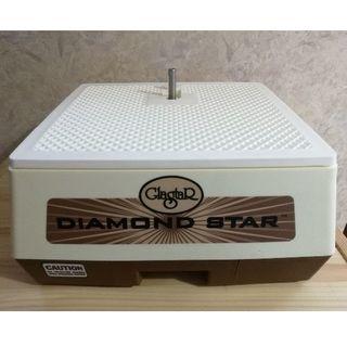 シロクマ様専用 ステンドグラス用研磨機 グラスター社製 Diamond Star(ガラス)
