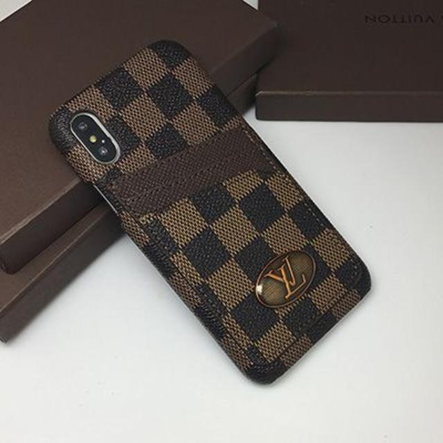 LOUIS VUITTON - 高品質 ルイヴィトン iPhone X/XS ケースの通販 by /岩雄///'s shop|ルイヴィトンならラクマ