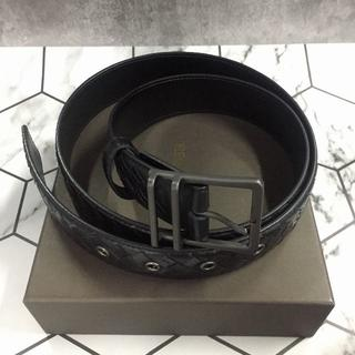 ボッテガヴェネタ(Bottega Veneta)のボッテガヴェネタ ベルト メンズ ブラック(ベルト)