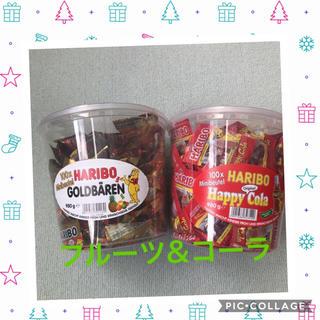 ゴールデンベア(Golden Bear)のコストコ ハリボー ミニ グミ 16袋 ゴールドベア(菓子/デザート)