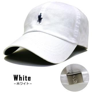 帽子 ラパ キャップ ホワイト 送料無料 レジャー ゴルフ 値下げ!(キャップ)