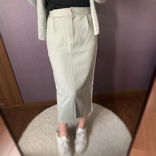 セシルマクビー(CECIL McBEE)の未使用♡タグ付き CELIL McBEEスカート(ロングスカート)