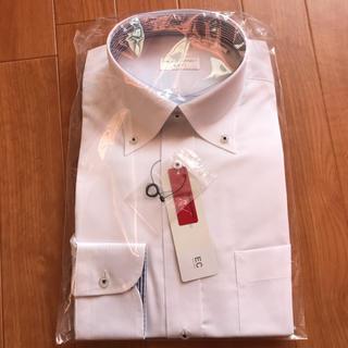 スーツカンパニー(THE SUIT COMPANY)のワイシャツ 形状安定 スリムフィット Mサイズ(シャツ)