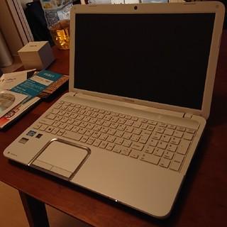 トウシバ(東芝)のdynabook T552/58HW Core i7搭載 Office付き(ノートPC)