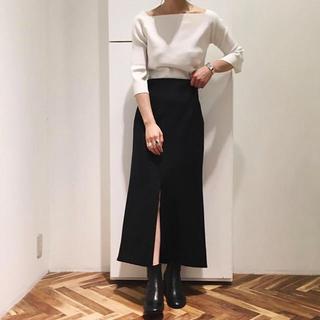mame - mame kurogouchi 17aw ウールスカート