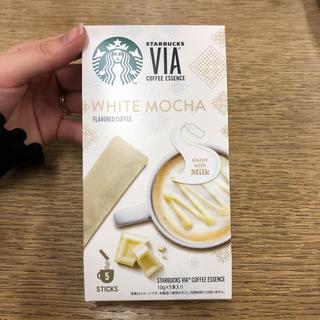 Starbucks Coffee - ホワイトモカ スタバ