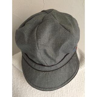 ファミリア(familiar)のfamiliar キャスケット帽(帽子)