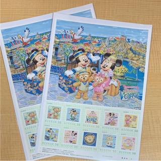 ディズニー(Disney)の【 値下げしました】ダッフィー  切手(切手/官製はがき)