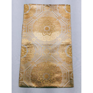 ニシジン(西陣)の袋帯 西陣織 正絹  訪問着 色無地 黒留袖(帯)