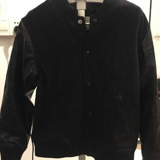 シュプリーム(Supreme)のSupreme Motion Logo Varsity Jacket (レザージャケット)
