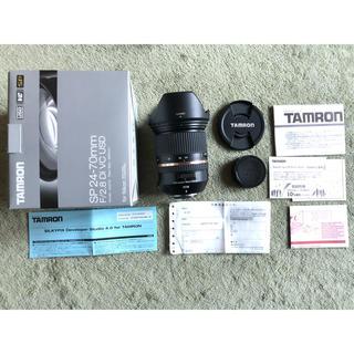 タムロン(TAMRON)の特価 タムロン Tamron SP 24-70mm F2.8 di VC USD(レンズ(ズーム))