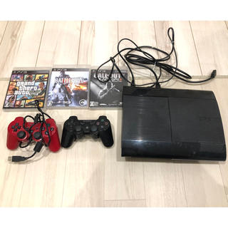 PS3 + ゲームソフト